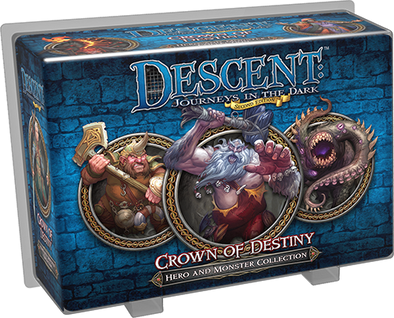 Descent - 2nd Edition - Crown of Destiny - 401 Games