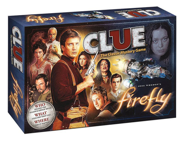 Clue - Firefly - 401 Games