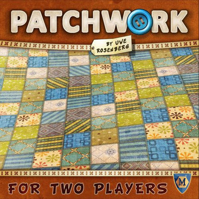 Buy Patchwork and more Great Board Games Products at 401 Games