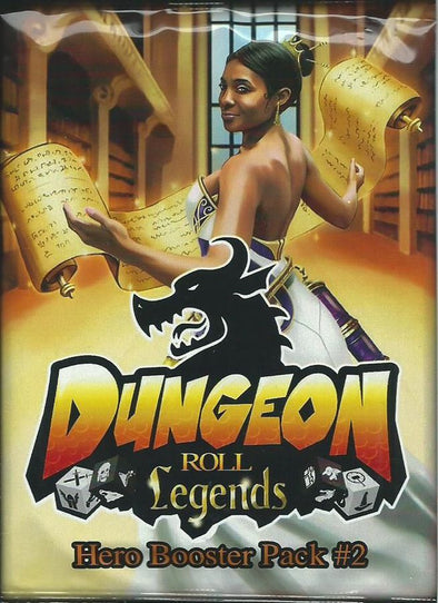 Dungeon Roll - Legends - Hero Booster Pack #2