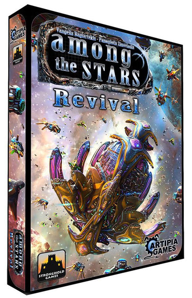 Among The Stars - Revival available at 401 Games Canada