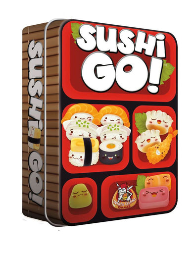 Sushi Go! available at 401 Games Canada