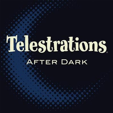 Telestrations After Dark available at 401 Games Canada