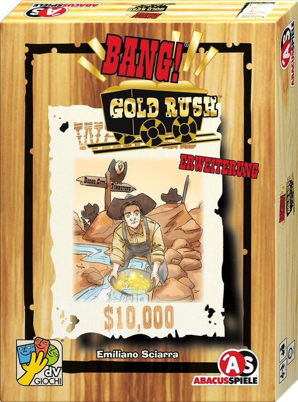 Bang! Gold Rush Expansion - 401 Games