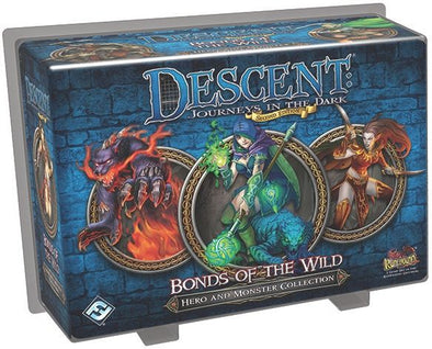Descent - 2nd Edition - Bonds of the Wild - 401 Games