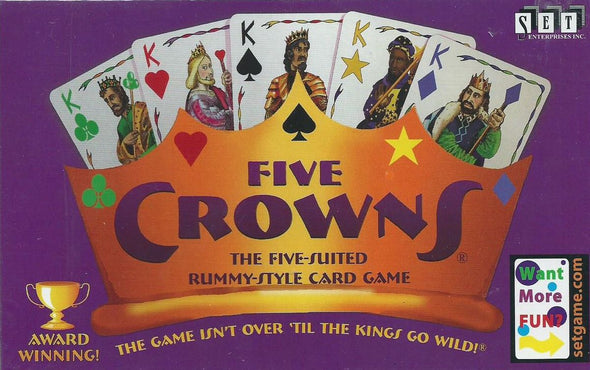 Five Crowns - 401 Games
