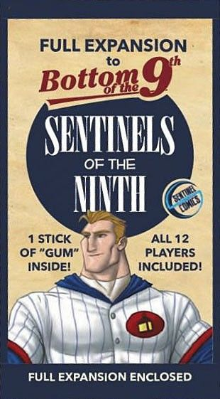 Bottom of the 9th - Sentinels of the Ninth - 401 Games