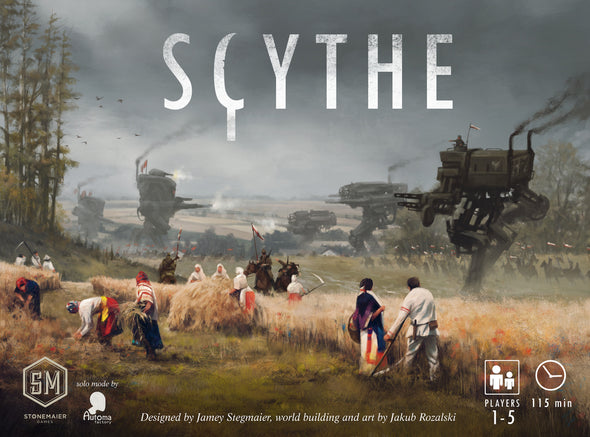 Scythe - Retail Edition - 401 Games