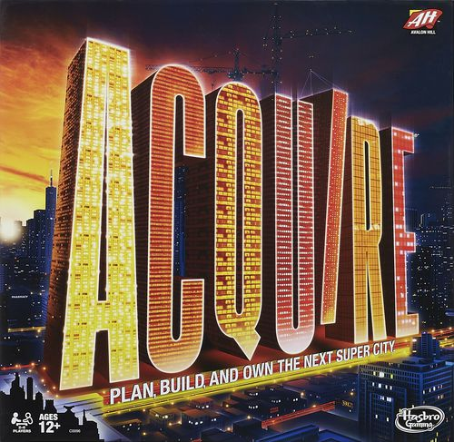 Acquire - New Edition available at 401 Games Canada