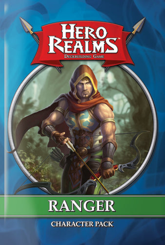 Hero Realms - Ranger Character Pack - 401 Games