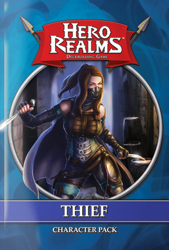 Hero Realms - Thief Character Pack - 401 Games