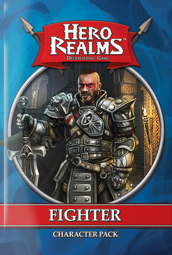 Hero Realms - Fighter Character Pack available at 401 Games Canada
