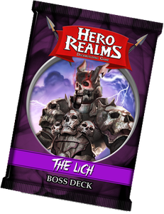 Hero Realms - Lich Boss Deck - 401 Games
