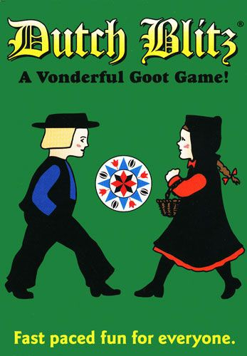 Dutch Blitz available at 401 Games Canada