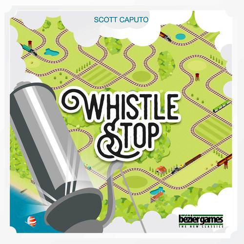 Buy Whistle Stop and more Great Board Games Products at 401 Games