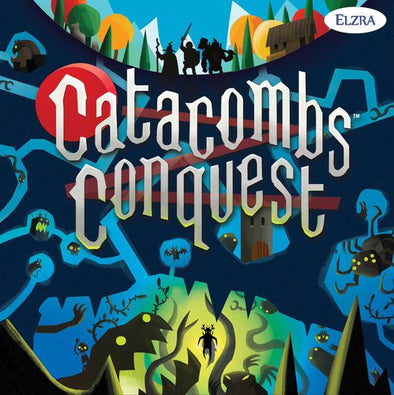 Catacombs Conquest available at 401 Games Canada