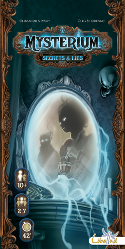 Mysterium - Secrets and Lies Expansion - 401 Games