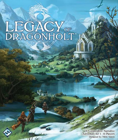 Buy Legacy of Dragonholt and more Great Board Games Products at 401 Games