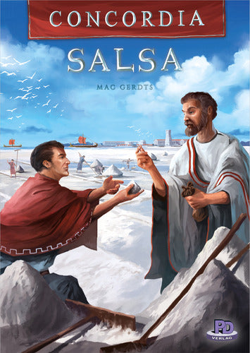 Concordia - Salsa (Pre-Order) available at 401 Games Canada