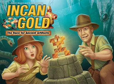 Buy Incan Gold - 2018 Edition and more Great Board Games Products at 401 Games