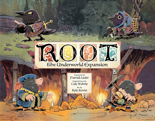 Root: The Underworld Expansion - 401 Games