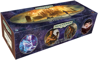 Buy Arkham Horror - The Card Game - Return to the Path to Carcosa (Pre-Order) and more Great Board Games Products at 401 Games