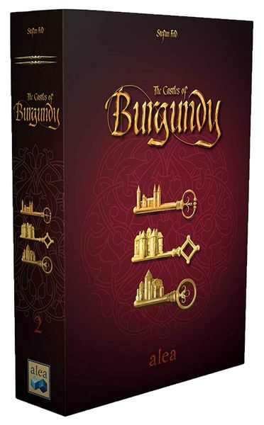 The Castles of Burgundy (2019 Edition) available at 401 Games Canada