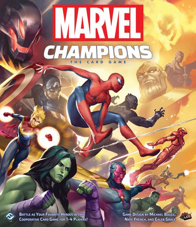 Marvel Champions - Living Card Game available at 401 Games Canada