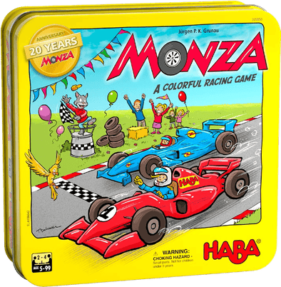 Monza 20th Anniversary available at 401 Games Canada