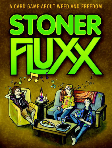 Fluxx - Stoner Fluxx available at 401 Games Canada