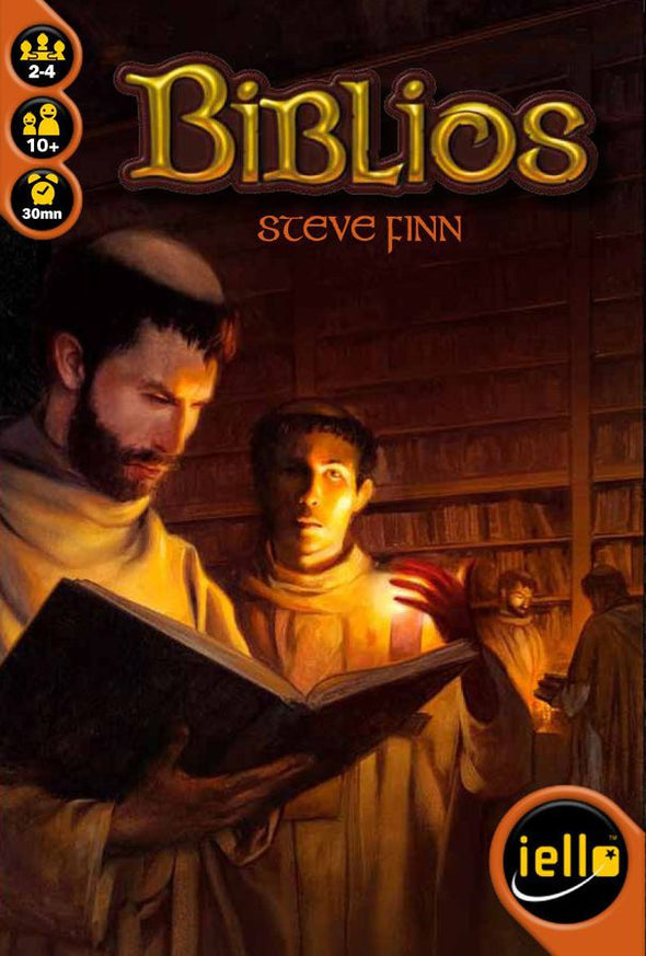 Biblios available at 401 Games Canada