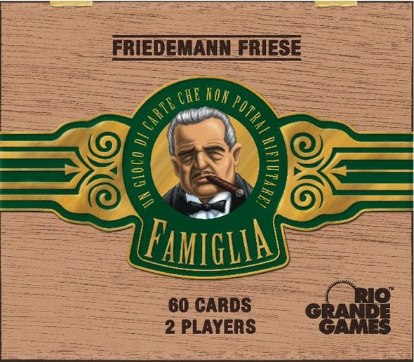 Famiglia available at 401 Games Canada