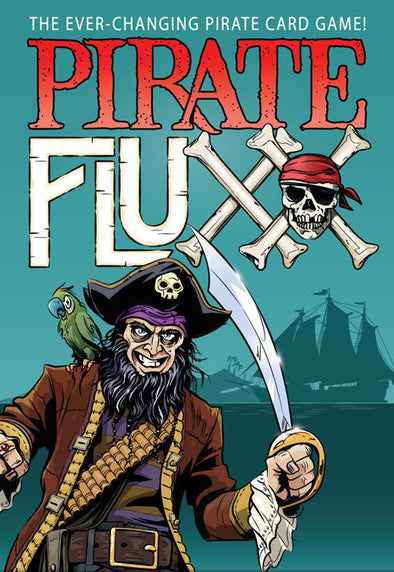 Fluxx - Pirate Fluxx - 401 Games
