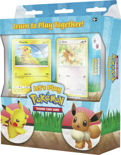 Pokemon - Let's Play TCG Box