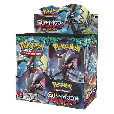 Pokemon - Guardians Rising Booster Box - 401 Games