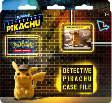 Buy Pokemon - Detective Pikachu Case File and more Great Pokemon Products at 401 Games
