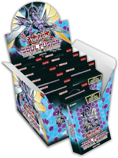 Yugioh - Soul Fusion - Special Edition (Display of 10)