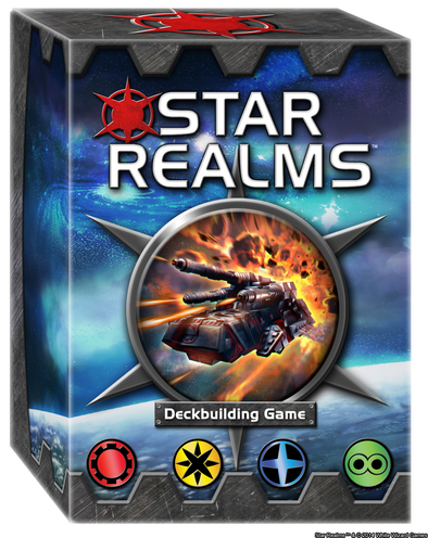 Buy Star Realms and more Great Board Games Products at 401 Games