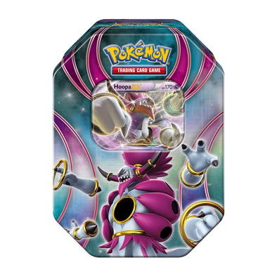 Buy Pokemon - Best of Tin 2016 (Hoopa-EX) and more Great Pokemon Products at 401 Games