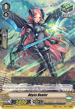 Abyss Healer - V-BT06/052 - C available at 401 Games Canada