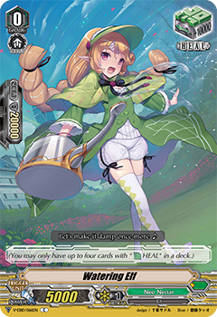 Watering Elf - V-EB10/066EN - C available at 401 Games Canada