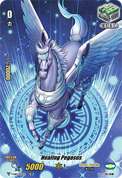Healing Pegasus (V-EB14S12) (SP) available at 401 Games Canada