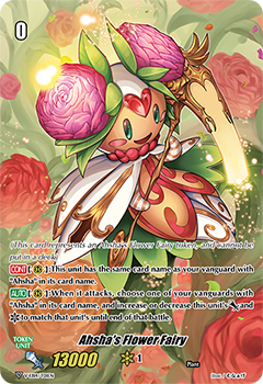 Ahsha's Flower Fairy (V-EB14T01) (C) available at 401 Games Canada