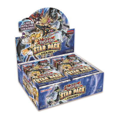 Buy Yugioh - Star Pack Vrains Booster Box and more Great Yugioh Products at 401 Games