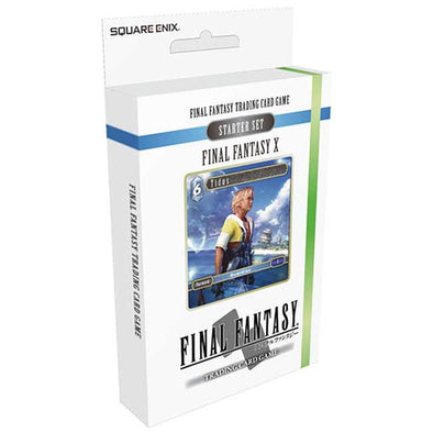 Final Fantasy TCG - Opus I Final Fantasy X Wind and Water Starter Deck - 401 Games