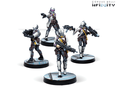 Infinity - ALEPH - Yadu Troops available at 401 Games Canada