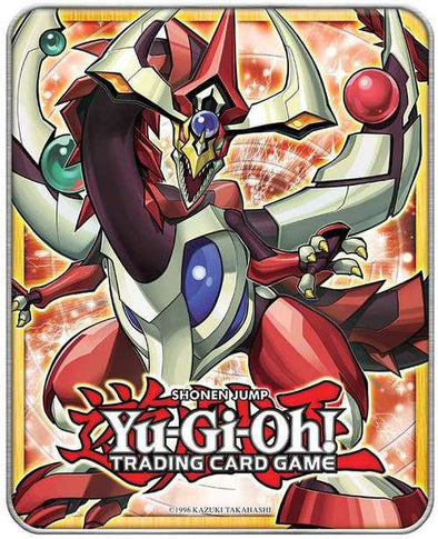 Buy Yugioh - 2015 Mega Tins: Odd-Eyes Pendulum Dragon and more Great Yugioh Products at 401 Games