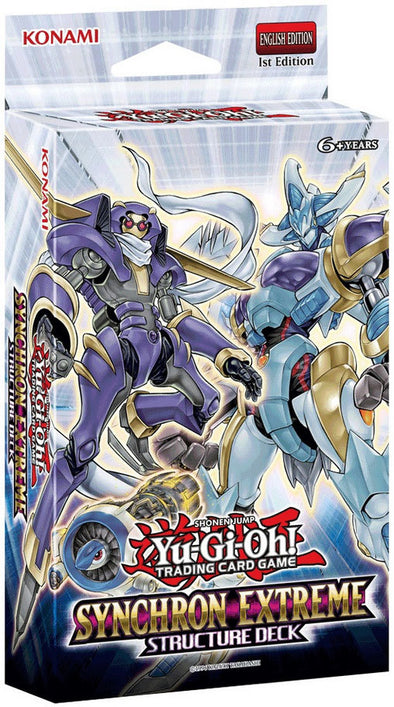Yugioh - Synchron Extreme Structure Deck (1st Edition) available at 401 Games Canada