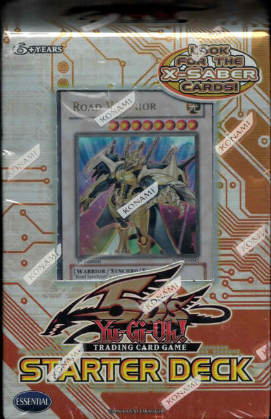 Buy Yugioh - 5Ds 2009 - Starter Deck and more Great Yugioh Products at 401 Games