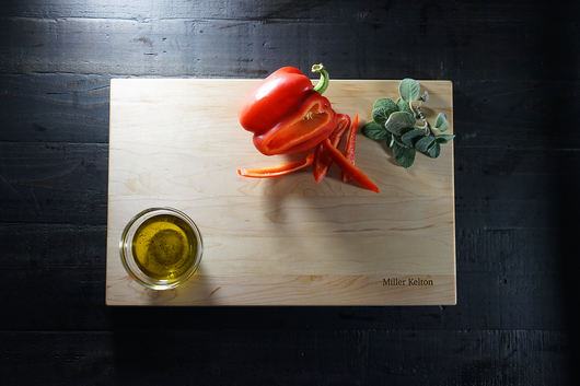 Maple Cutting Board 11